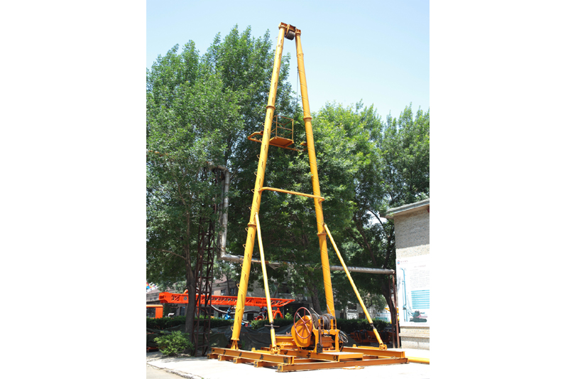 YT-600 engineering and water-well drilling rig
