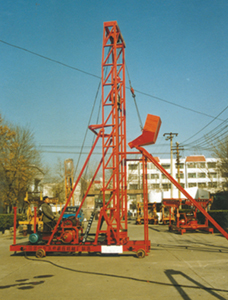 GSL-200A engineering and water-well drilling rig