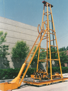 GS-300A frame type engineering and water-well drilling rig
