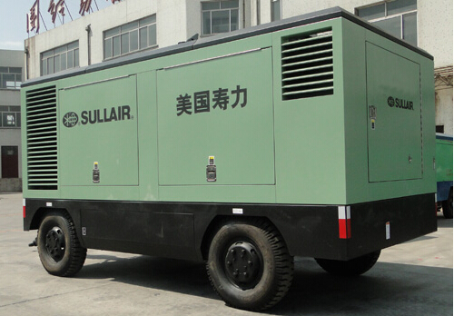 American Sullair air compressor